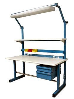 Are You Looking For Used Technical Workbenches? Crown Office Furniture In  Tulsa, OK Has Over 200 Work Benches In Stock And Ready For Immediate Sale.
