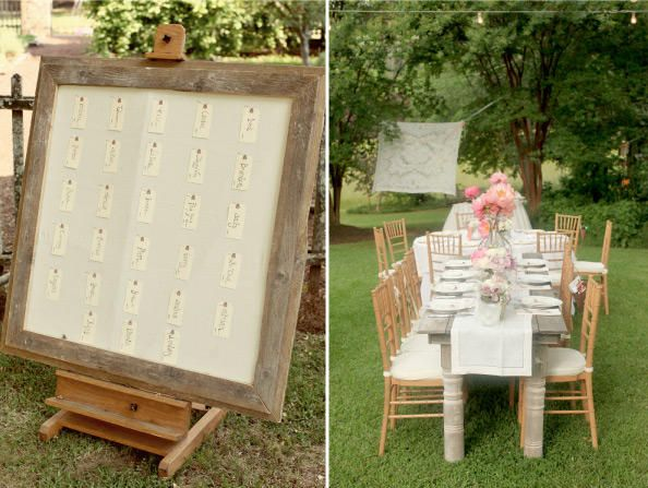 vintage decor for weddings