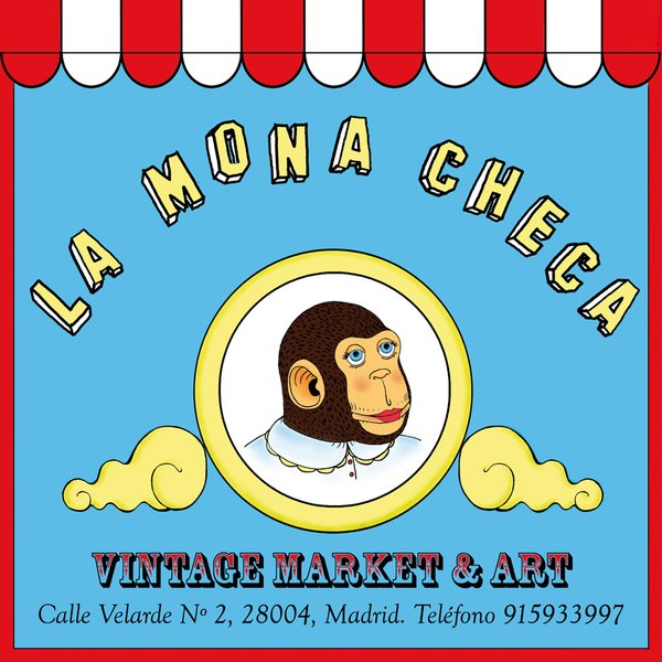 LA MONA CHECA Vintage Market &amp; Art