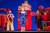 Del 22 al 24 de junio de 2012 Teatro para niños en Sevilla con 'Triálogos clownescos'