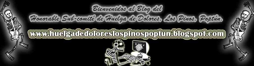 Honorable Sub-comité de Huelga, Los Pinos, Poptún.