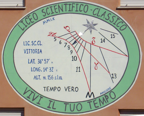 OROLOGIO SOLARE DEL LICEO