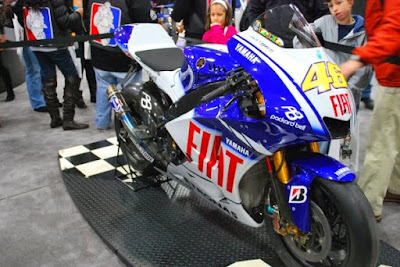 Yamaha Superbike Moto Show New York 2010