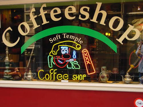 Coffe Shop Amsterdam
