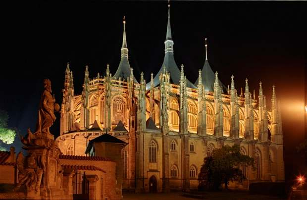 Iglesia de Kutná Hora