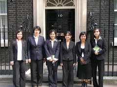 Women From Burma Delegation to Downing Street on Lady's Birthday