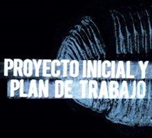 Proyecto inicial y plan de trabajo