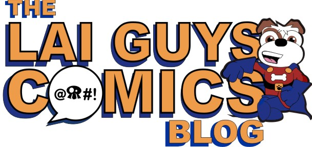 The Lai Guys Comics Blog