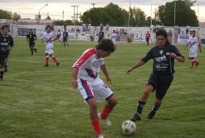 TDI10. Unión vs. Atlético Regina 2 (P)