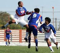 Unión Alem Progresista vs Deportivo Roca - Apertura '08