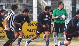 Cipolletti vs. Unión Alem Progresista - Liga Deportiva Confluencia - Apertura ´09