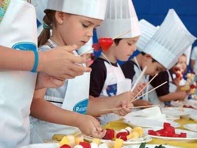 Igasturbc escuelas de cocina para ni os for Cocina creativa para ninos