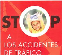 STOP A LOS ACCIDENTES DE TRÁFICO