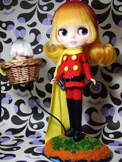 ロボロボお人形部: 2010年ブライス9周年アニバーサリーチャリティ展覧会<br />