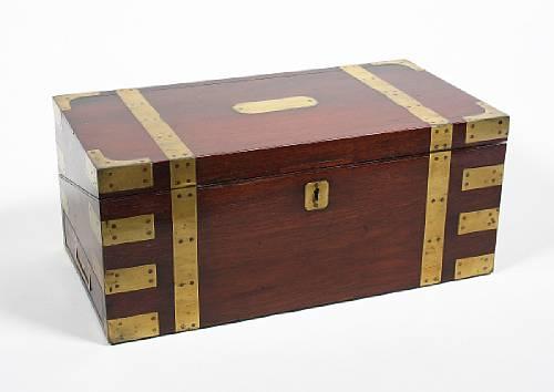 [Lot+111+Brass+bound+writing+box.htm]