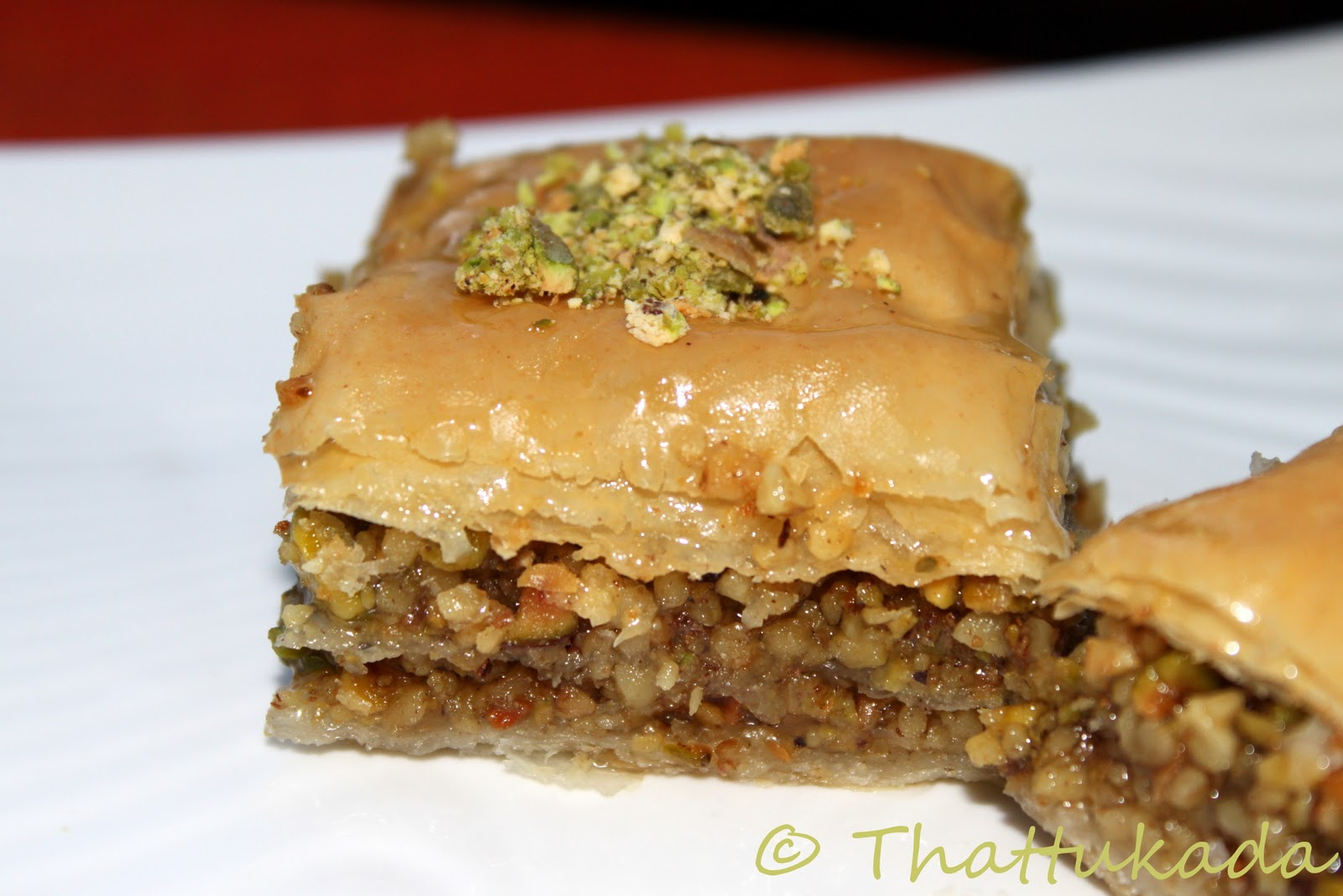 Baklava Recipe — Dishmaps