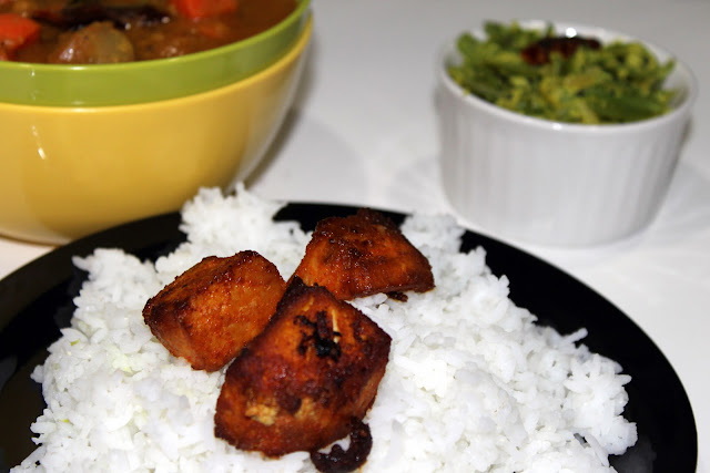 Easy indian fish fry thattukada for Oven fried fish