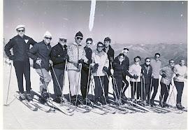 1967 Livrio scuola estiva di sci