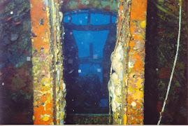 Calvi all'interno del bombardiere a - 40 mt 1998