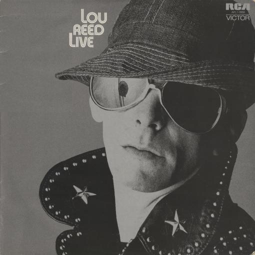vous écoutez quoi à l\'instant - Page 5 Lou+Reed+Live