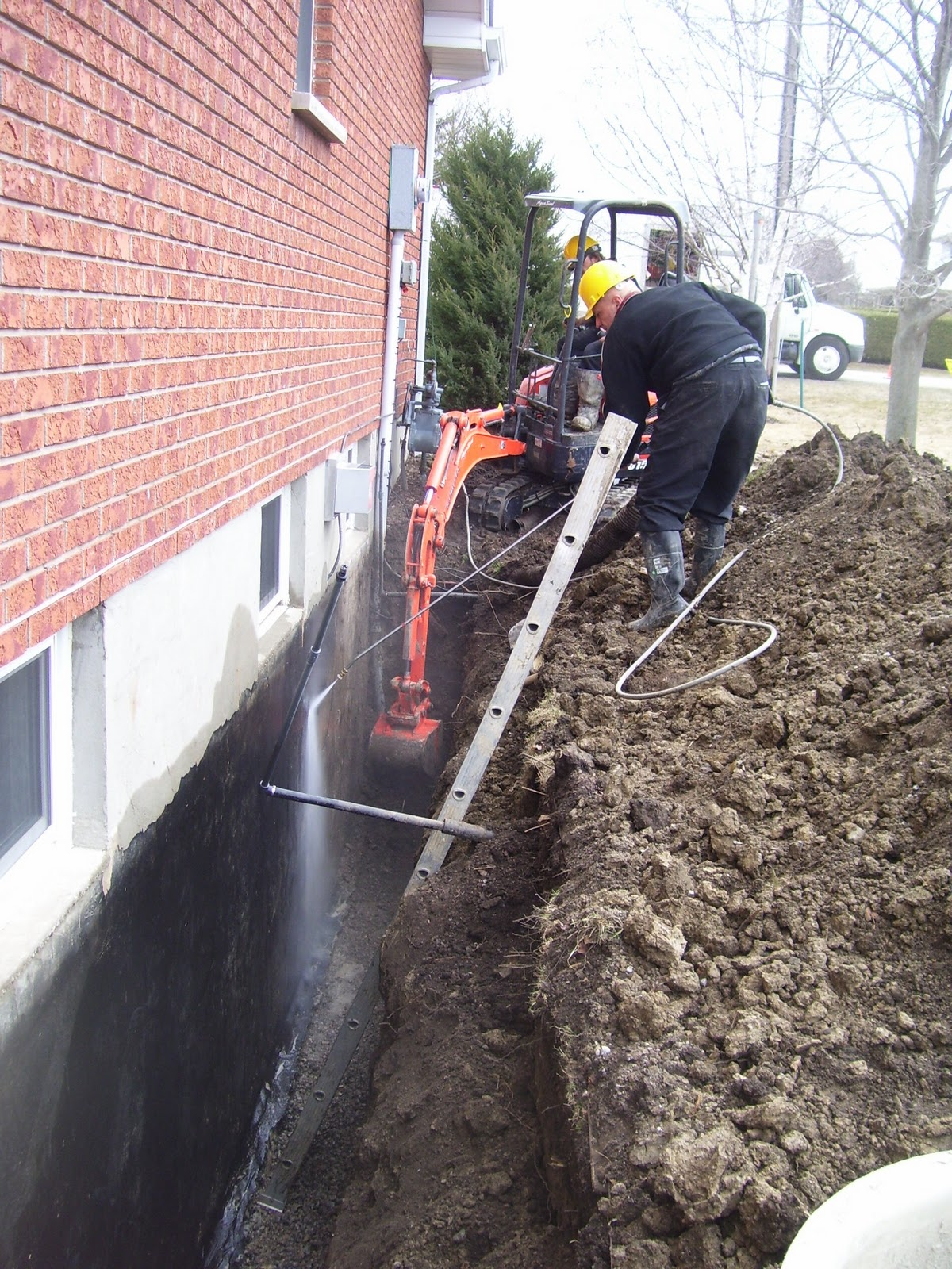 Brampton Basement Waterproofing Contractors in Brampton 1 800 334 6290