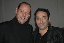 Serge ARKHAN et Dany LARY