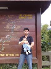 Ameer @ Gunung Kinabalu July 08