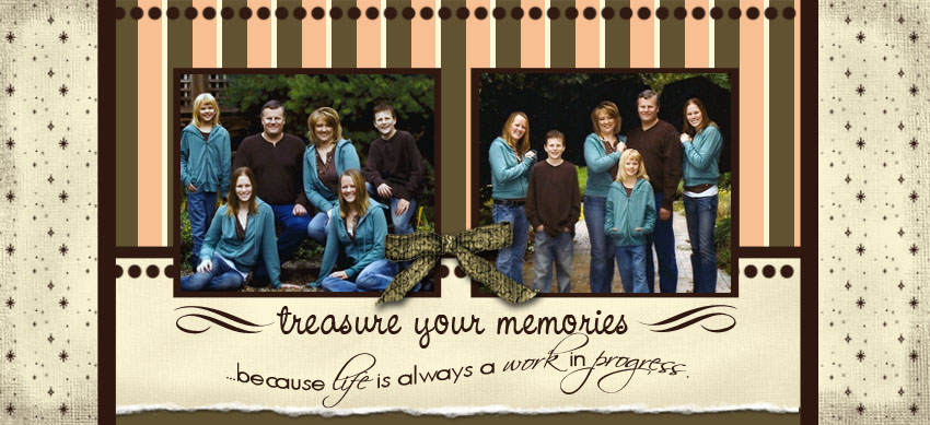 Treasure Your Memories