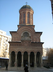 Biserici de suflet in Bucuresti...M-rea Sf Antim...