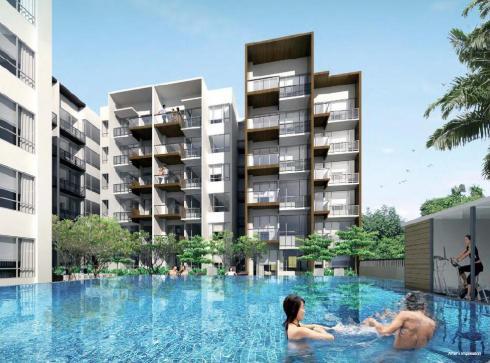 Condo Launch Singapore La Brisa Condominium