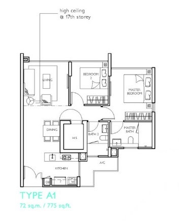 new condo singapore punggol prive ec floor plan prive condo williams island 5000 island estate dr 33180
