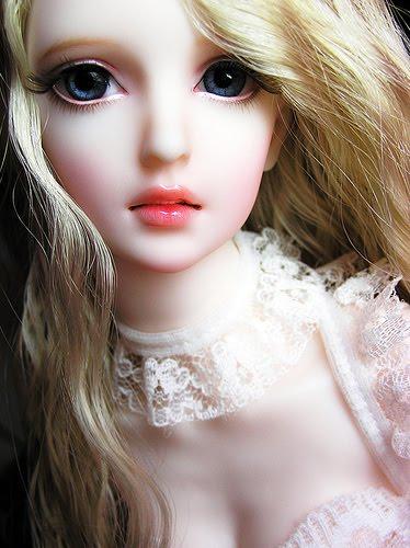 Split Personality Beautiful Dolls