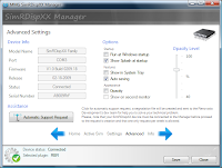 Display SimRDispXX Manager para rFactor Software