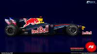 RedBull render F1 fsone 2009 para rFactor