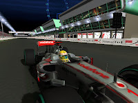 Hamilton rFactor F1 2009 WCP