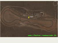 Circuitos para el simulador rFactor