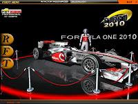 F1 2010 RFT para rFactor