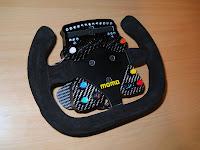 Volante IndyCar estilo Momo para rFactor G25 y G27