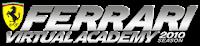 Logo Ferrari Virtual Academia