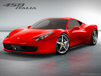 Ferrari 458 Italia en foto