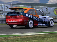 mod Ford Escort RS Cosworth Trophy para rFactor