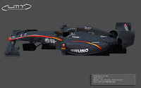 mod LMT F1 2010 para rFactor