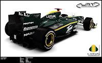 F1 LMT 2010 Lotus rFactor
