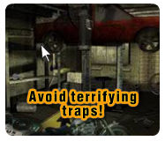 ABBZAGames00042 Full Game Trapped: The Abduction
