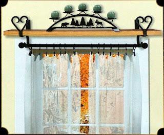 Window Treatments, Curtain Rods, Holdbacks - Walmart.com