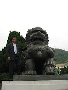 (Sensei) Pablo E. Lopez en Taiwan