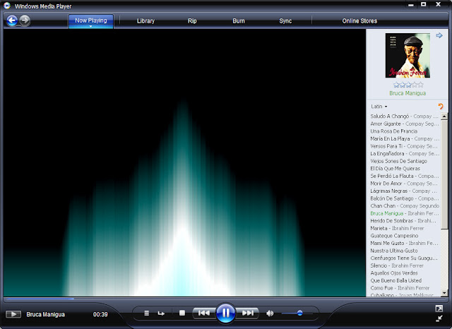 descargar visualizaciones para windows media player