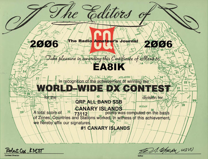 CQ WW DX SSB 2006