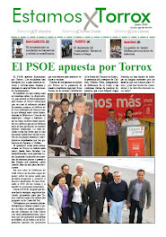 """Boletín """"Estamos x Torrox"""" nº 9"""