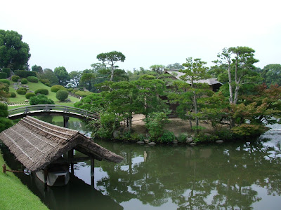 Faimoasa gradina din Asia